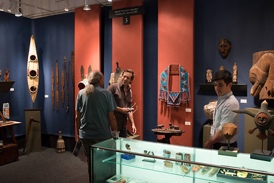 The Antique American Indian Art Show - Santa Fe