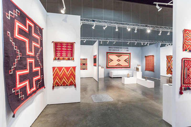 Navajo Germantown Weaving: First Modern Art - 1870-1900