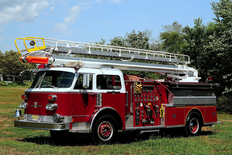 1977 American La France  1500/ 300 50Ft  Ex- Waldwick,NJ now owned by  a Private Collector