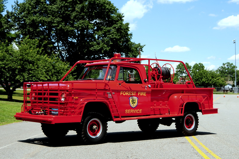 NJ State Forest Fire Service