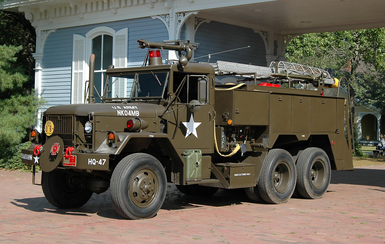 Ex  Us  Gov   US Army  P530-C 1972  American General 750/ 400/ 40 Foam  from Newport, Indiana Ammunitions Depot
