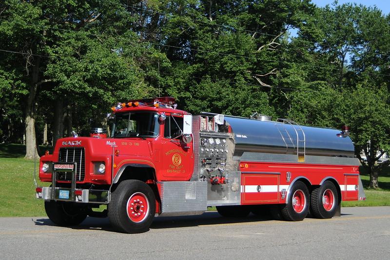 Morganville  Fire Dept