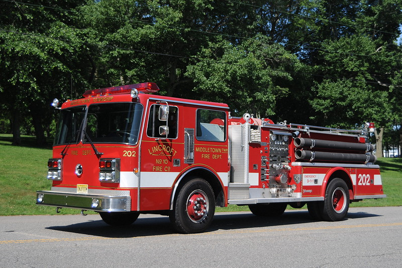 Middletown Township, NJ (Lincroft Fire Company)