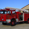 BORO OF BUENA, NJ. LANDISVILLE Fire Co  NJ  Engine  F-1112  1972 SEAGRAVE/PIERCE 1250/500/54' Ex-BLOOMFIELD HILLS, MI.