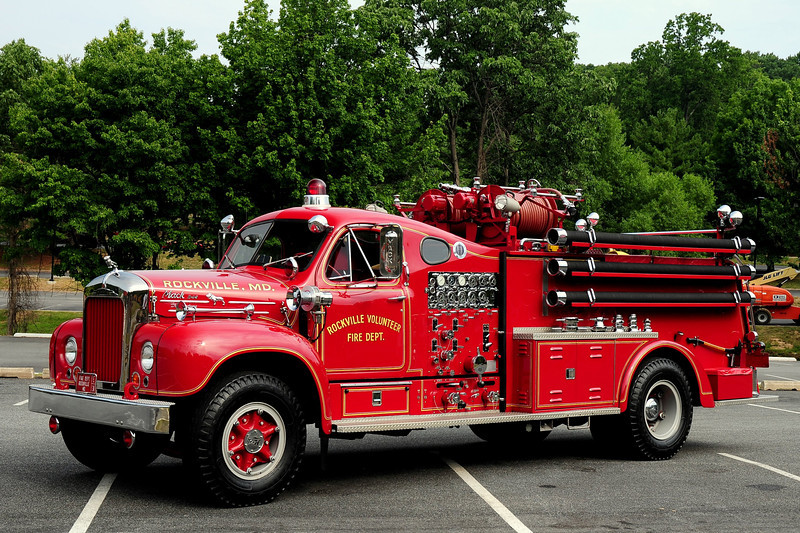 ROCKVILLE, MD  1963 MACK B85F 750/ 500