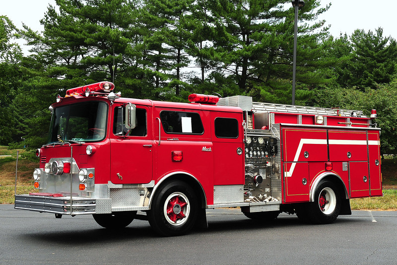 EX-NEW KENNSINGTON, PA 1970 MACK CF600/ 1988 4 GUYS REFURB 1000/ 750 PRIVATELY OWNED BY T. NISS