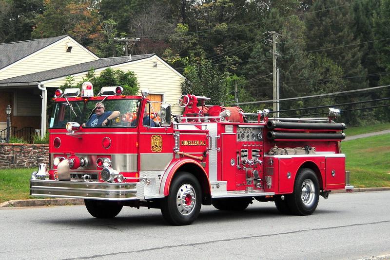 Dunellen Fire Dept, Dunellen. NJ