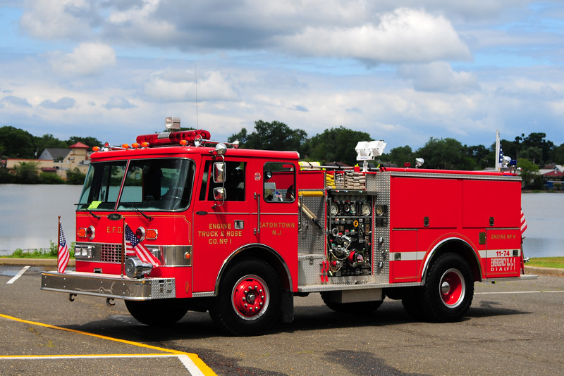 Eatontown FD  Engine  11-74