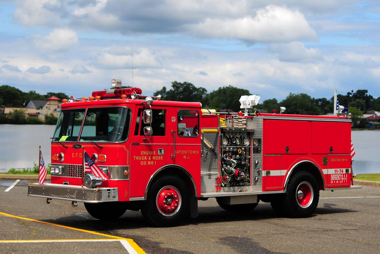 Eatontown FD  Engine  11-74