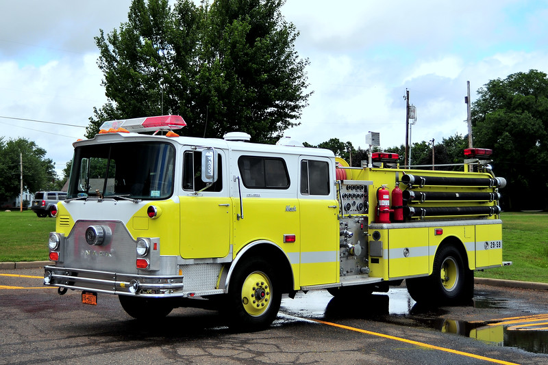 EX Cecil Fire Dept  Engine  2951