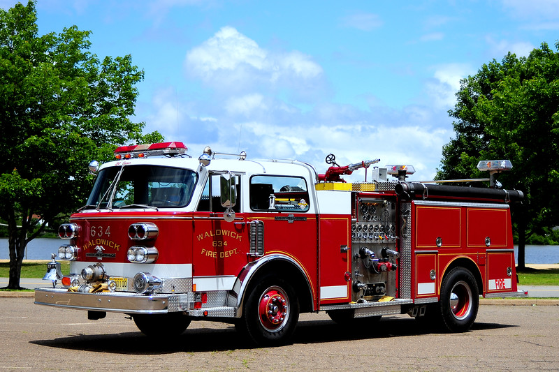 aldwick FD  Engine 634