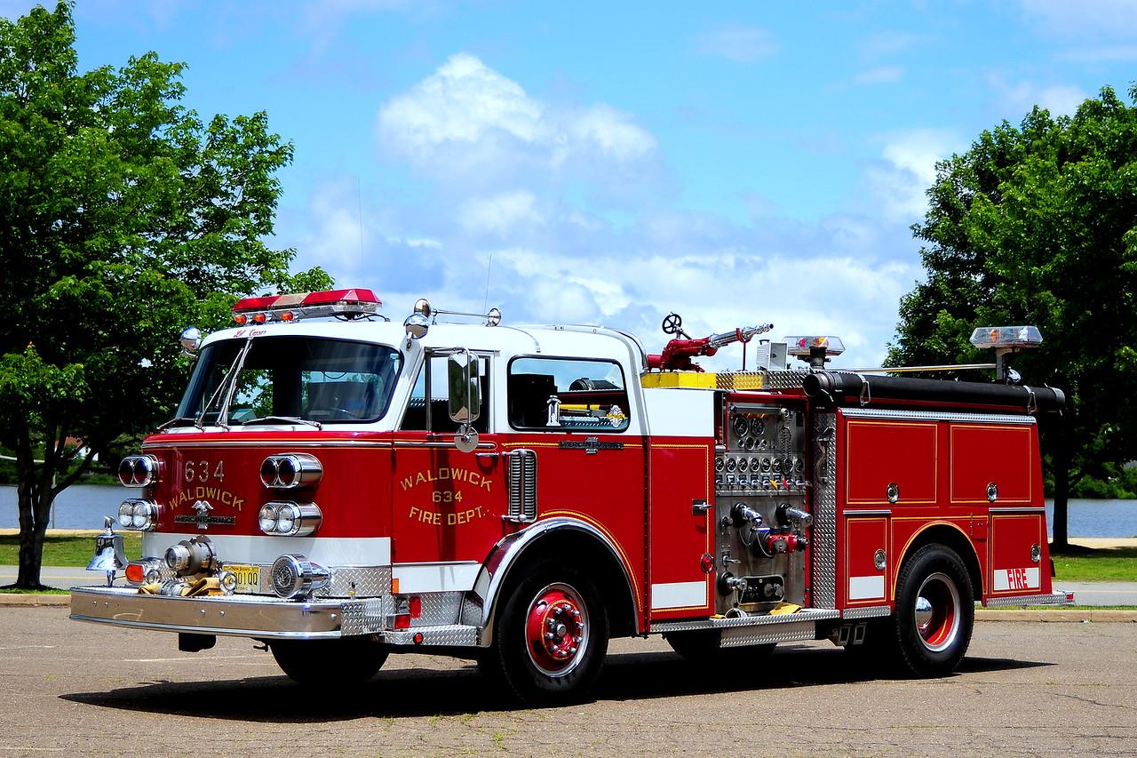 aldwick FD  Engine 634