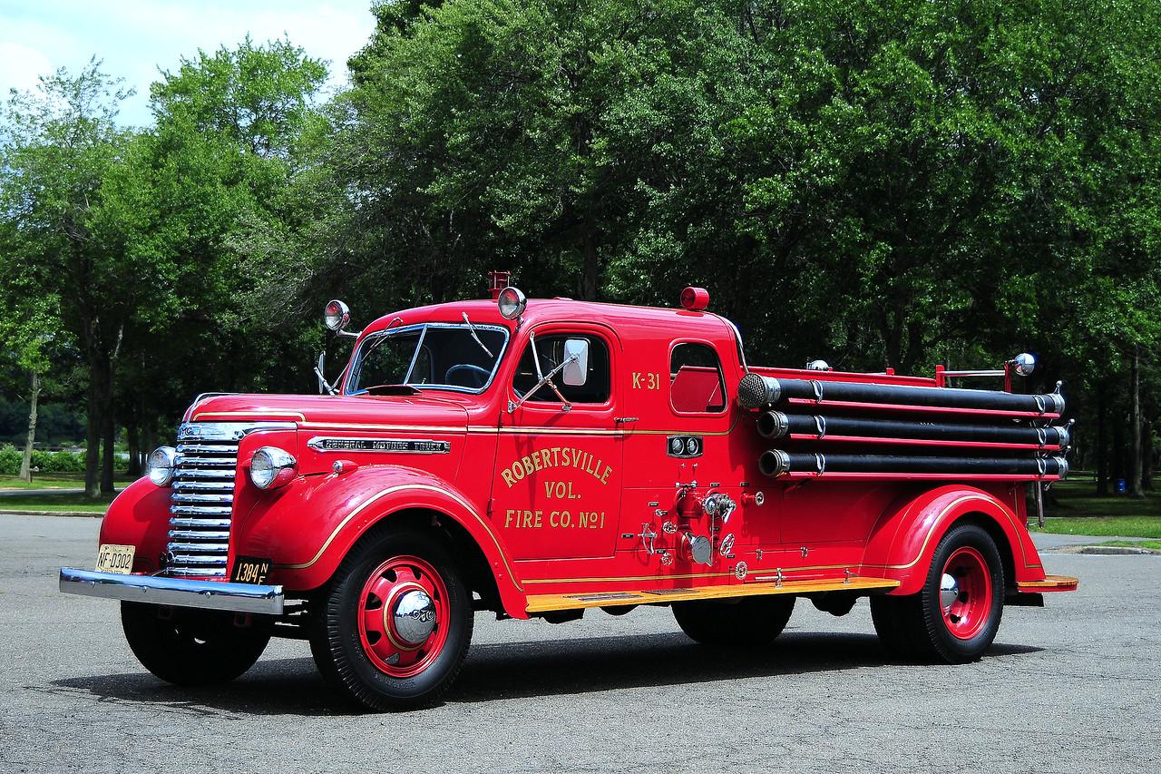 Robertsville  Vol  FD  Engine  K-31