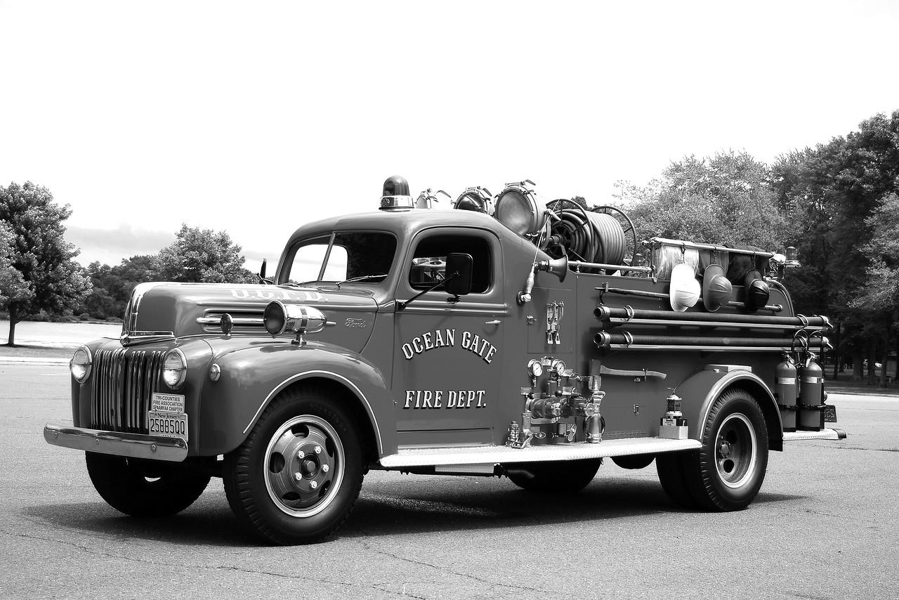 Ocean Gate FD  1947 Ford- TASC