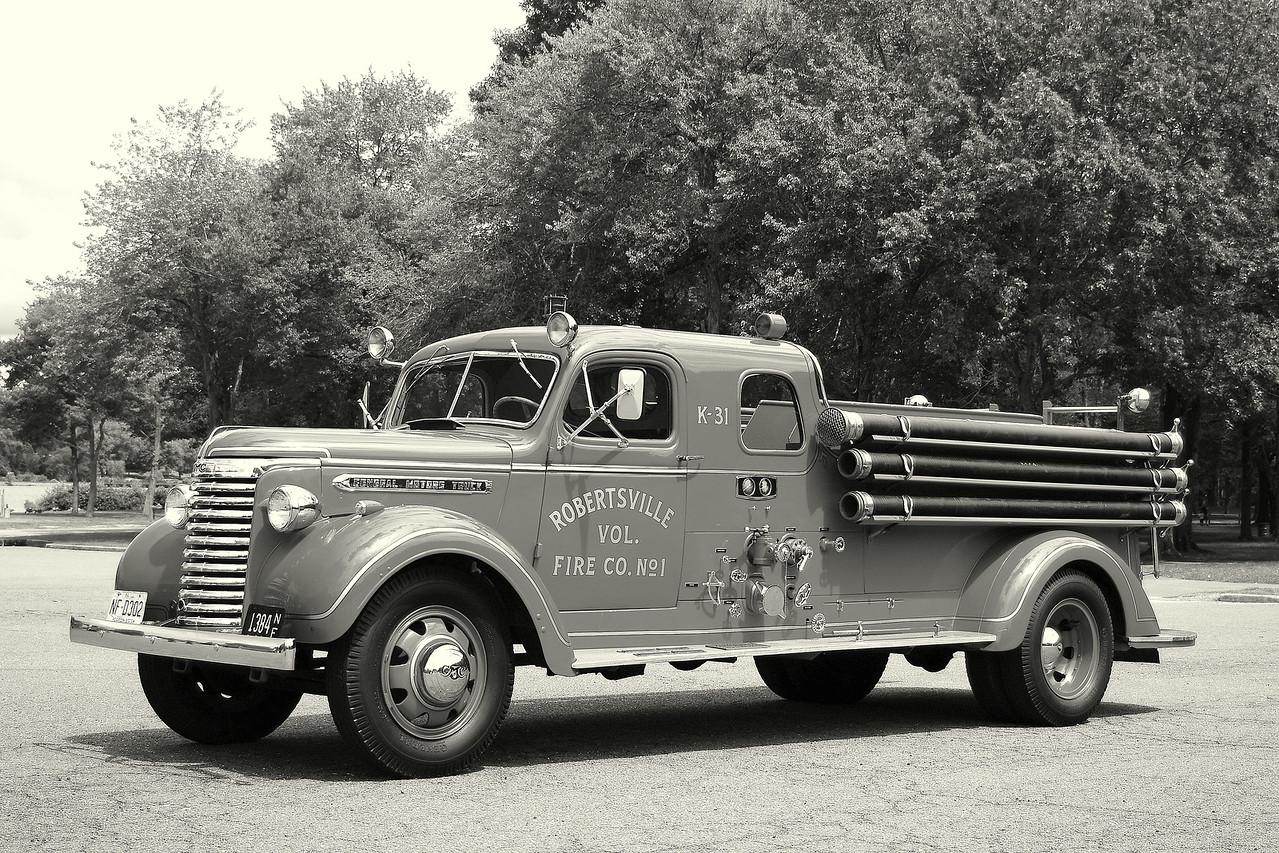 Robertsville Vol Fire  Co 1  Engine  K-31