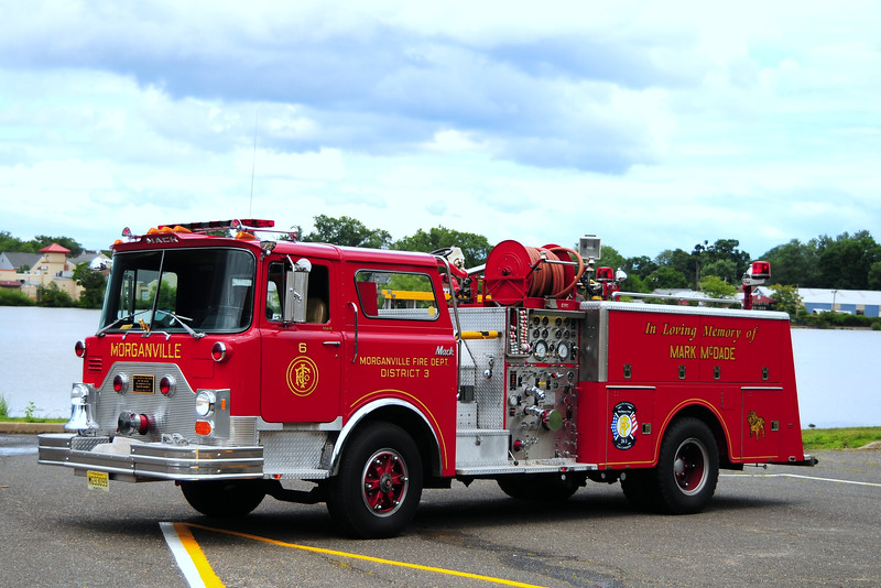 Morgasnville FD  Engine  28-3-76