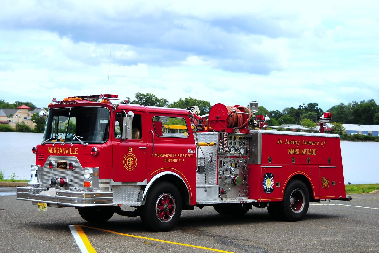 Morgasnville FD  Engine  28-3-76