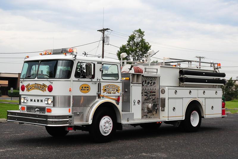Archville  Fire  Co,  Archville, NY  1982  Hahn   1250/1000  HCP248128230