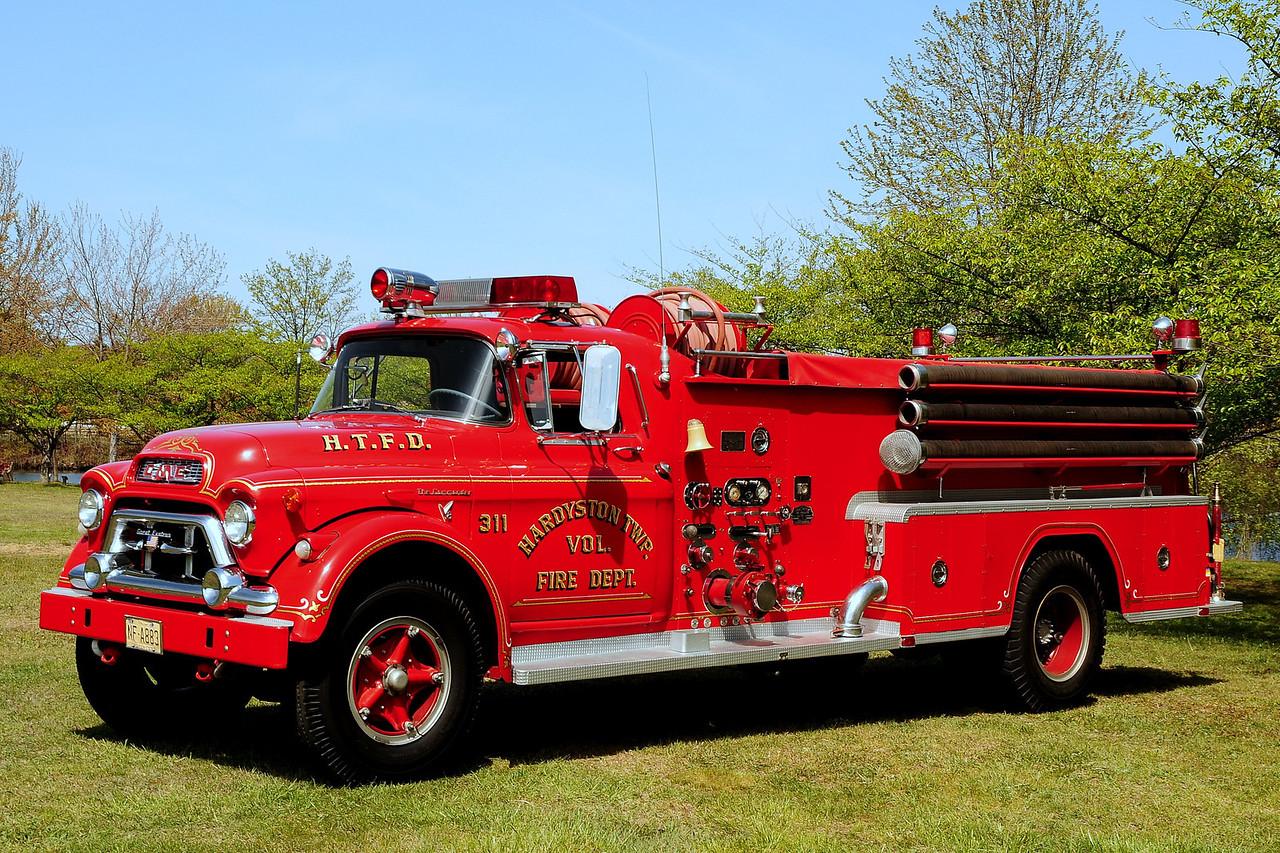 Hardyston Twp, NJ 1959 GMC Great Eastern / Oren 750 / 1000