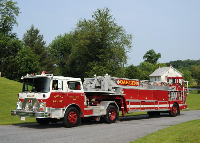 Oaklyn Fire Dept  Oaklyn, NJ