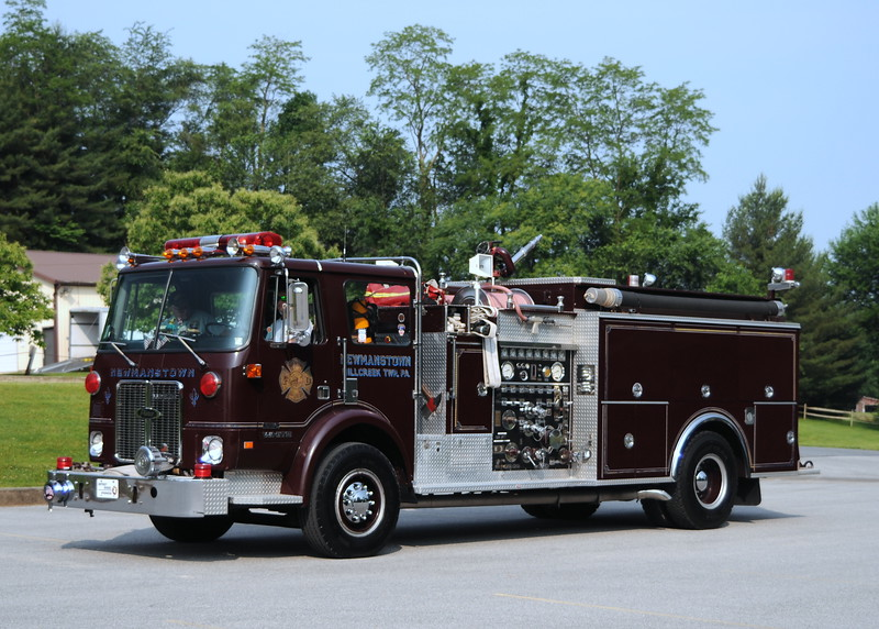 Newmanstown Fire Co.  Millcreek Twp, Pa