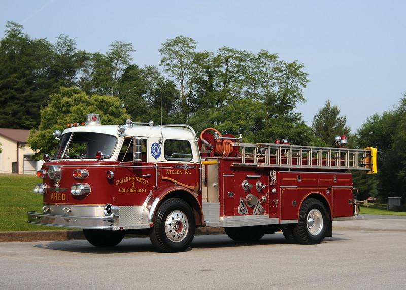 Atglen Historical  Vol Fire Dept   Atglen, Pa