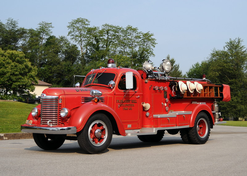 Pleasant Hill Vol Fire Co. Pleasant Hill, Md