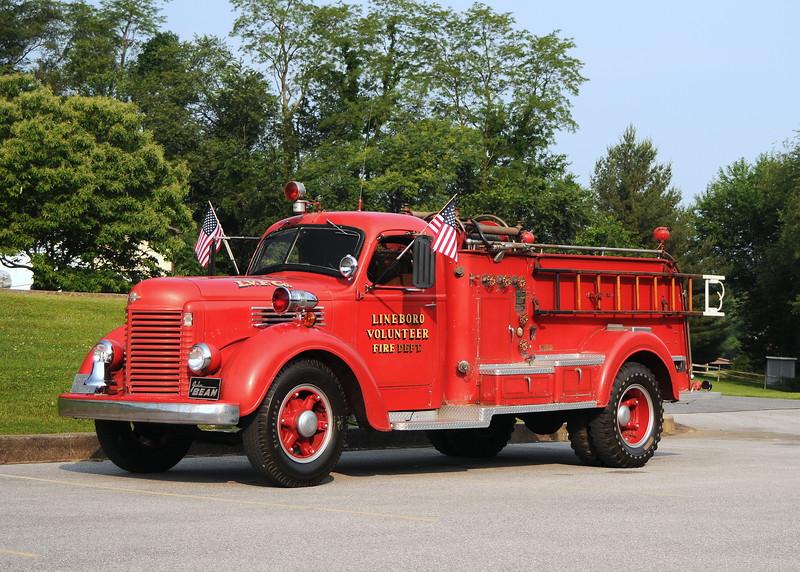 Lineboro Vol Fire Dept