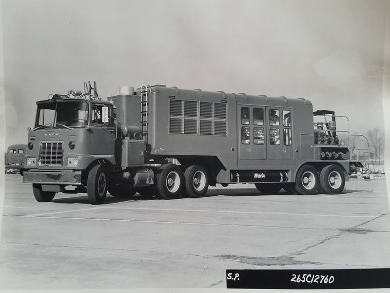 Factory Photo of  The Super Pumper  in 1964-65