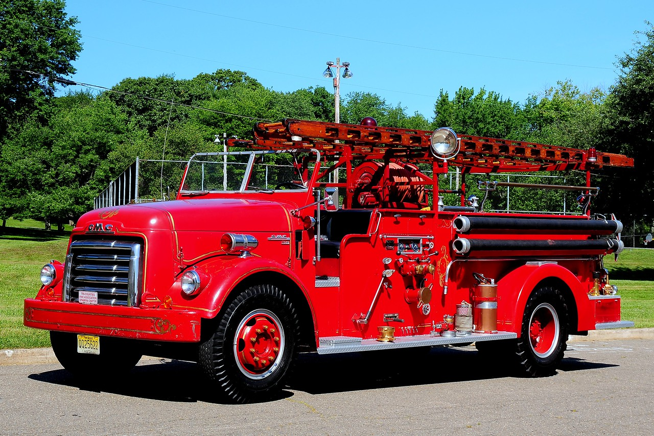 Singac  Fire  Co  # 3   1950  GMC / General  500 /350