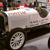 1926 Pontiac Hill Climber on display at AACA Museum.
