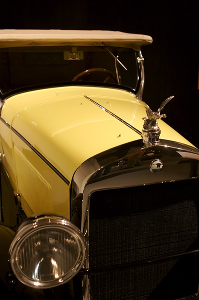 1926 Wills-St.Claire Roadster (AACA Museum, Hershey, PA)