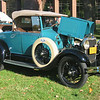 1928 Ford Model A Roadster with rumble seat