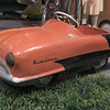 Original 1950s American pedal car, Kidillac. (Smithsonian, National Museum of American History)
