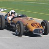 1957 Kurtis Kraft 500G Indy racer. Placed 5th in the 1957 Indy 500. 255 ci, 4 cyl offenhauser powered.