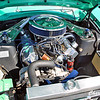 1970 Ford Maverick engine