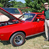 I met the owner of this 1968 AMC/AMX