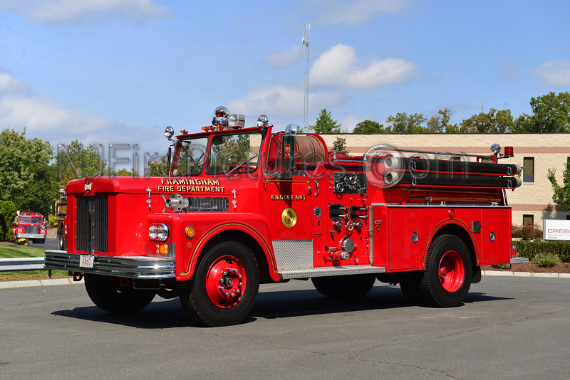 FRAMINGHAM, MA ENGINE 1