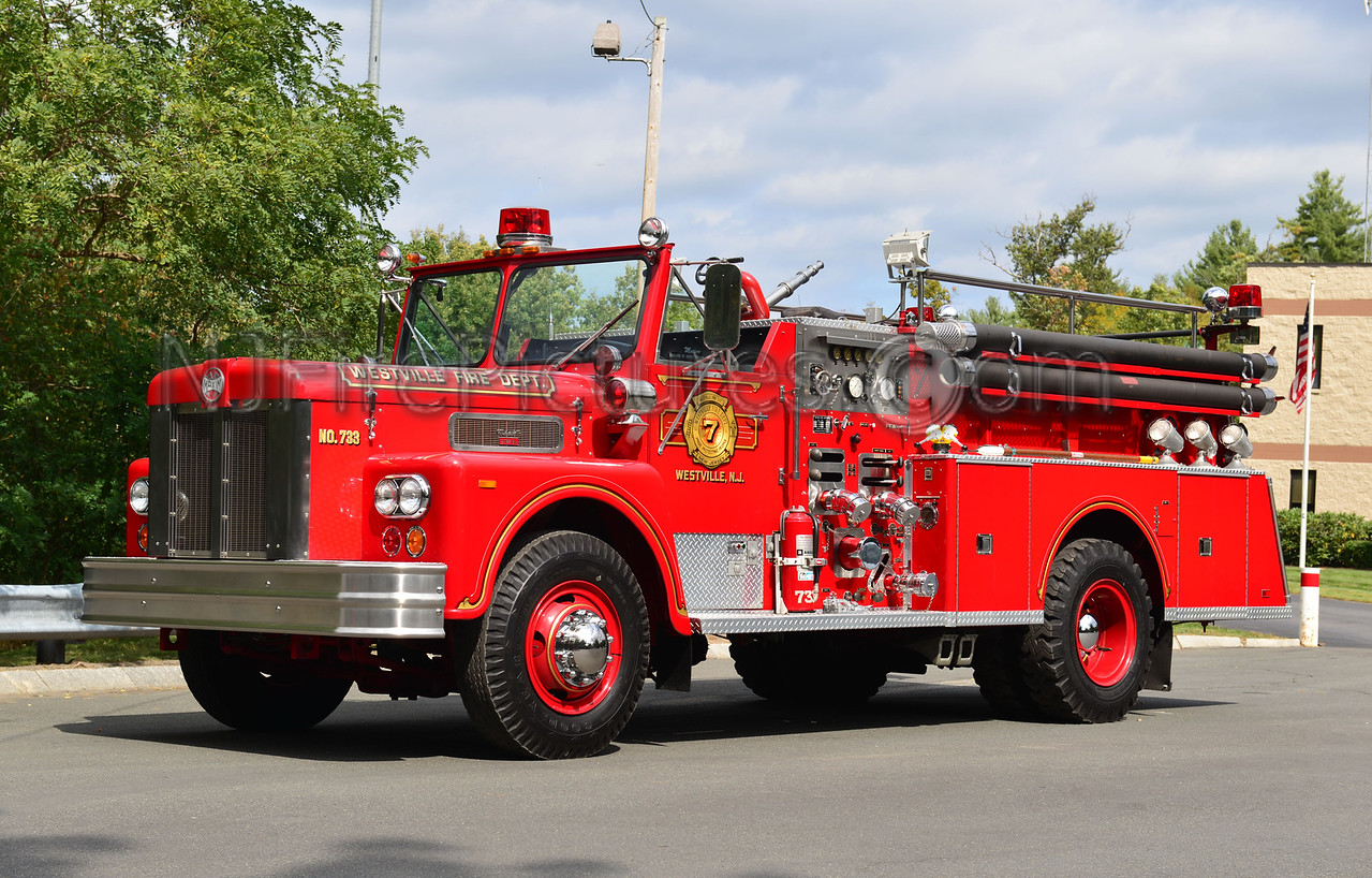WESTVILLE, NJ ENGINE 733