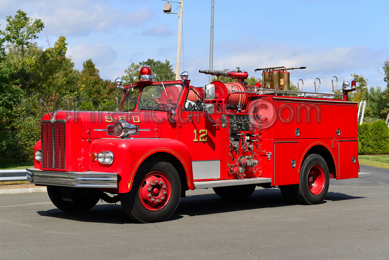 SPRINGFIELD, MA ENGINE 12