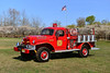 RANDOLPH, NJ BRUSH 32-44 - 1964 DODGE POWER WAGON OWNED BY FIRE COMPANY