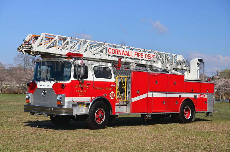 CORNWALL NY TRUCK 402