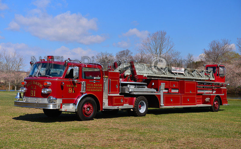 RED BANK, NJ TRUCK 91