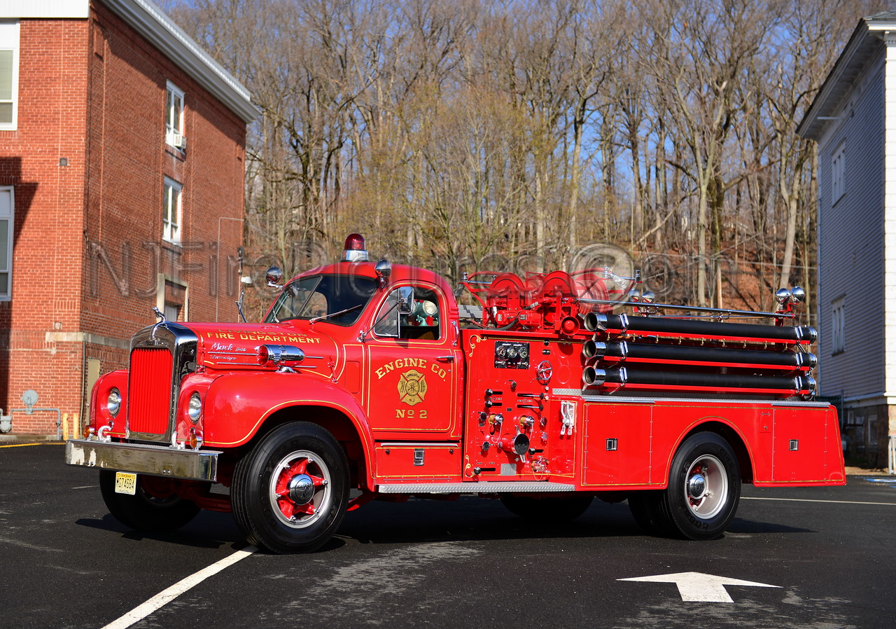 LIVINGSTON, NJ ENGINE 2