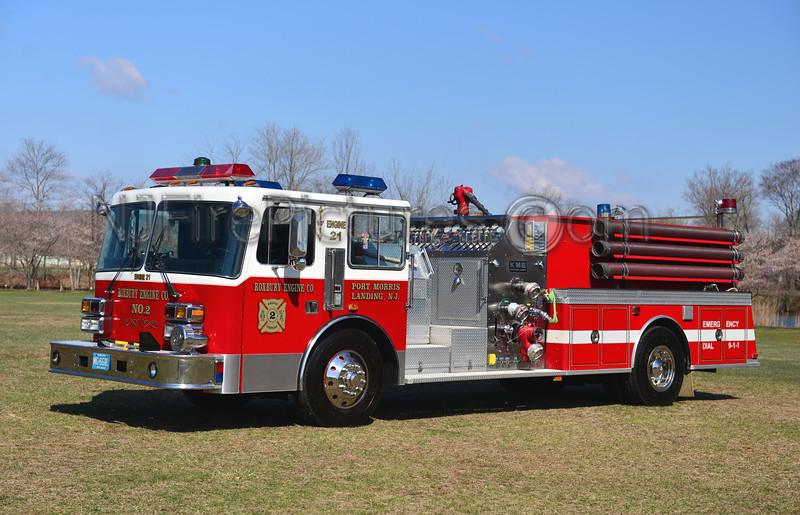 ROXBURY, NJ ENGINE 21