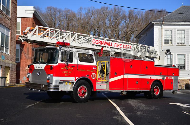 CORNWALL, NY TRUCK 402