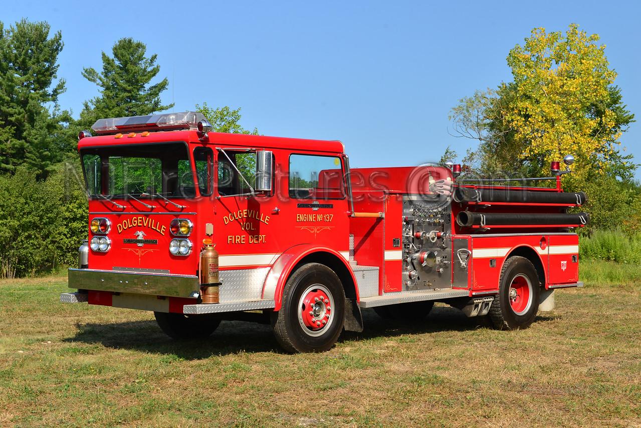DOLGEVILLE, NY ENGINE 137