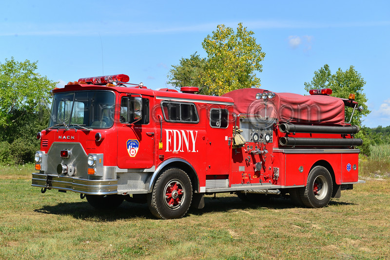 EX-FDNY ENGINE 65