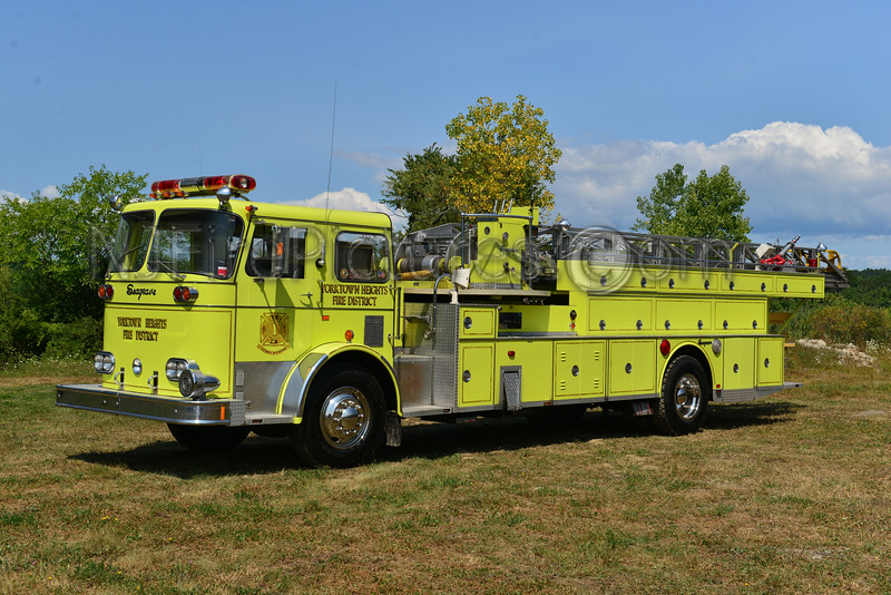 YORKTOWN HEIGHTS, NY LADDER 51