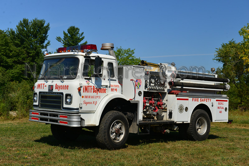 IMTT BAYONNE, NJ FOAM PUMPER 4